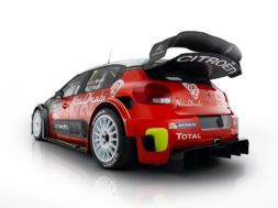Citroën C3 WRC Discover the new challenger
