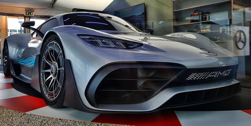 Zoute Grand Prix et la Mercedes AMG Project One en exclusivité