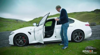 The Grand Tour: The Design of an Alfa Romeo
