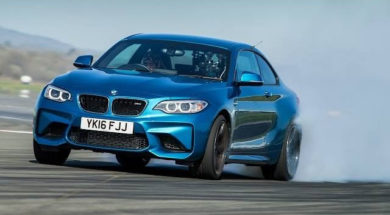 Chris Harris Tests The BMW M2 – Top Gear: Series 23 – BBC