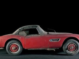 1957 BMW 507 Restoration Project