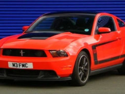 Taking the Mustang Boss 302 Around Le Mans #TBT – Fifth Gear