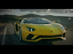 Aventador S: Dare your EGO