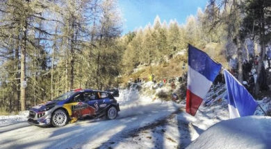 Highlights – 2017 WRC Rallye Monte-Carlo – Michelin Motorsport