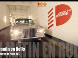 Rolls-Royce Silver Shadow 67 : Traversée de Paris 2017