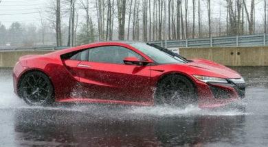 Chris Harris Vs Honda NSX – Top Gear: Series 23 – BBC