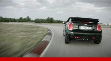 MINI John Cooper Works Cabrio | MINI Thrill Maximised