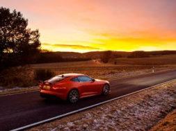 Driven: the Roaring Jaguar F-TYPE SVR!