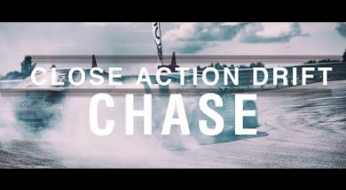 CLOSE ACTION CHASE DRIFT (ONLY ENGINE MUSIC)