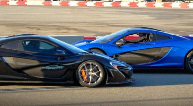 Supercar Oasis – Ultimate Driving Day With Mark Webber.