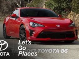 Great for One Thing | The 2017 Toyota 86 | Toyota