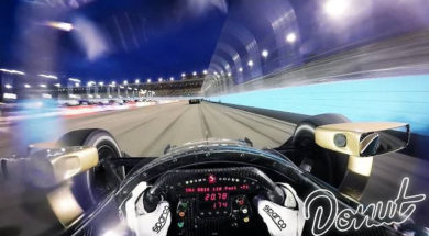 5G's in an IndyCar at 190MPH w/ JR Hildebrand | Donut Media
