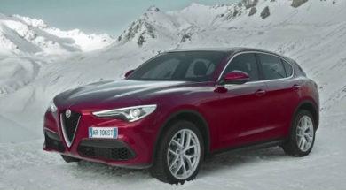 Stelvio : le premier SUV Alfa Romeo