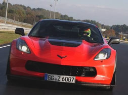 Supertest Corvette Z06