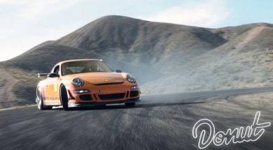 Drifting a Porsche 911 GT3 RS w/ D Rawberts | Donut Media