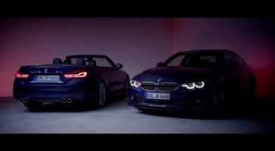 The new BMW ALPINA B4 S Bi-Turbo