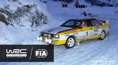 Walter Rörhl légende du rallye