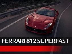 Ferrari 812 Superfast – Official Video