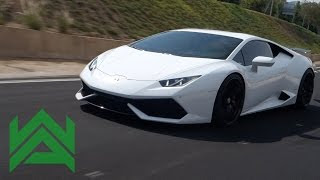 Lamborghini Huracan with ARMYTRIX Exhaust!