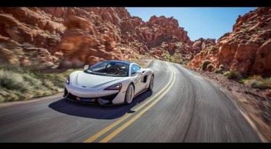 McLaren 570GT – The Journey
