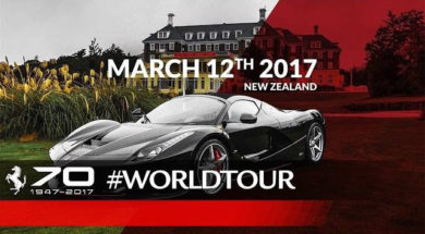 70 Years Celebrations – New Zealand, March 12th 2017
