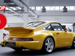Porsche Top 5 – The most memorable Porsche Exclusive models.