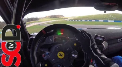 POV 458 Challenge on the limit Donington