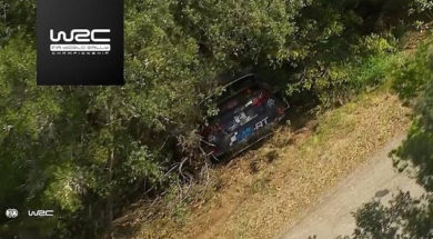 2017 WRC Tour de Corse : temps forts des étapes 3 et 4