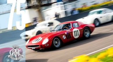 Ferrari 250 GTO/64 à Goodwood