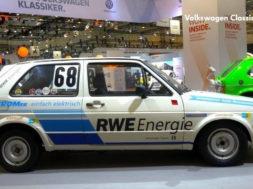 Volkswagen Classic à Essen Techno Classica 2017
