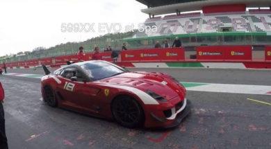 Ferrari 599XX EVO Mugello