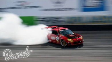 La GT4586 : le mariage d'une Toyota et d'une Ferrari pour l'amour du drift