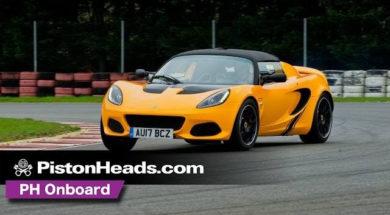 Caméra embarquée : Lotus Elise Sprint 220 à Hethel, retour aux sources