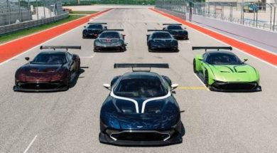 Aston Martin Vulcan meeting au circuit des Amériques