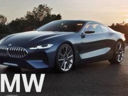 BMW Concept série 8, elle revient