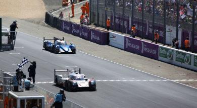 Victoire Porsche 24 heures du Mans 2017