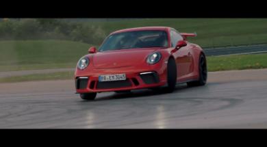 Porsche 911 GT3 – Goodwood FOS 2017