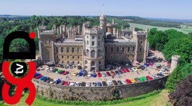 Supercardriver 100 supercars au château