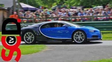 La Vie en Bleu en Bugatti Chiron