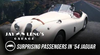 Jay Leno s'amuse à piéger ses passagers
