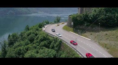 Lamborghini Italian Tour 2017