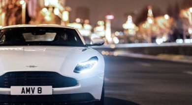 Aston Martin dévoile une Baby DB11 avec un moteur V8