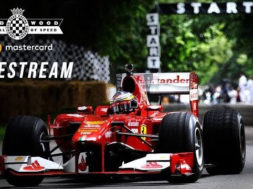 Goodwood – Festival of Speed 2017 live