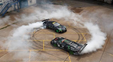 #BATTLEDRIFT 2 –  Lamborghini contre GT-R