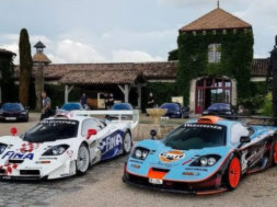 Les 25 ans de ma McLaren F1, ça se fête