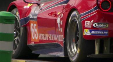 Les essais des 24 Heures du Mans en slowmotion