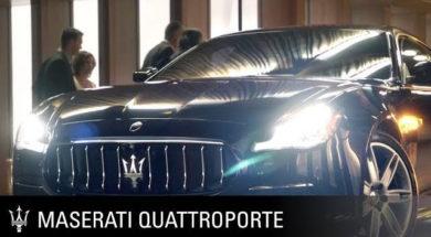 Maserati Quattroporte GranLusso, la classe italienne