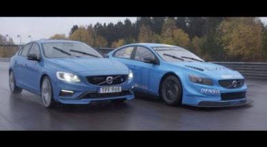Volvo dans la course avec Polestar