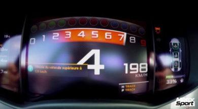 McLaren 540C Motortech : 0-300 km/h