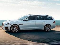 Faites le break avec la nouvelle Jaguar XF Sportbrake